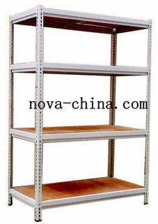 Ang metal Steel Light Duty Shelf na may Ce Certificate