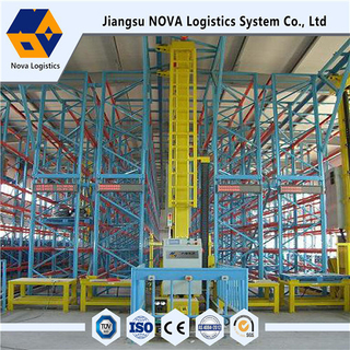 Awtomatikong Warehouse Storage Racking Mula sa Jiangsu Nova Racking
